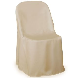 party decorations chair covers play table and chairs 20 ivory folding wedding on popscreen