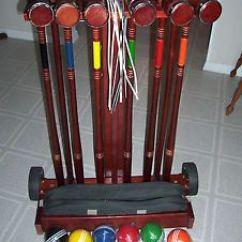 Diagram Of 6 Wicket Croquet Capacitor Run Motor Wiring Sportcraft Set On Popscreen