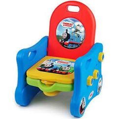 Thomas Train Chair Antique Dining Back Styles Melody Music Potty Seat Toilet Restroom Baby Child Children