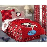 Betty Boop CHRISTMAS 2011 COMPLETE SET OF SIX DOLLS