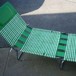 Vinyl Folding Lawn Chairs Royal Princess Chair Vtg Plastic Cushion Tube Aqua Webbed Patio Beach Lounge 1 Vintage Strap Chaise Tanning