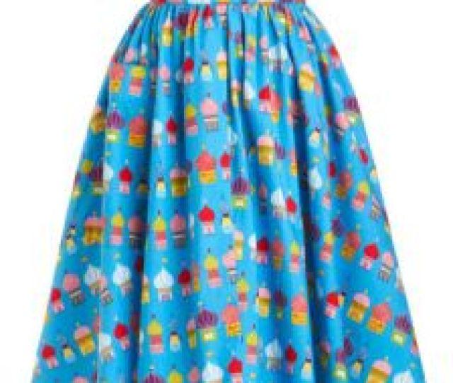 World Wind Tour Skirt Mod Retro Vintage Skirts