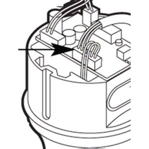 Lennox Armstrong 19M5401 19M54 Ignition Control Circuit