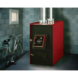 warm air wood coal furnace on PopScreen