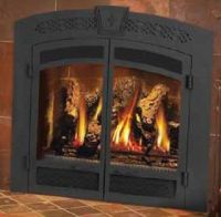 Gas Fireplace Faceplate. Custom Gas Fireplace Designs On ...