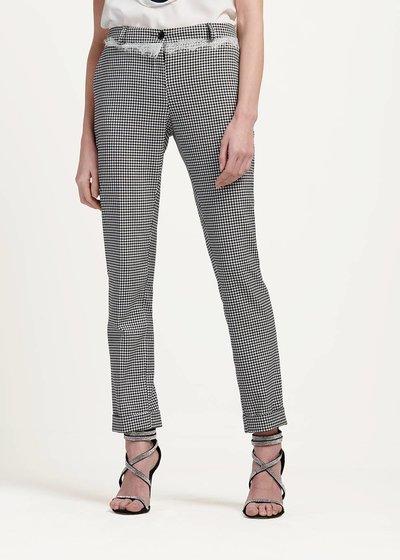 Pantalone modello Bella fantasia Black&White - White Black Fantasia - Immagine categoria