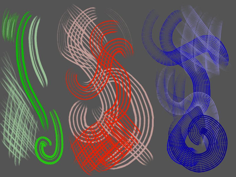 Create Animated Wallpaper Gimp Rake Tool Brushes By Griatch Art On Deviantart