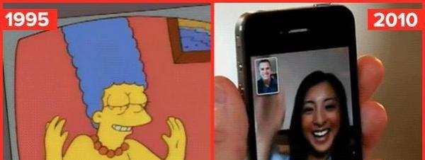 Las predicciones acertadas de Los Simpson