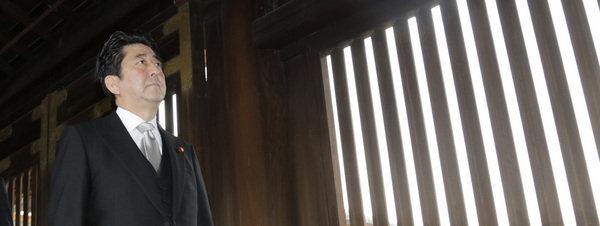 La visita de Abe al santuario Yasukuni aviva las protestas en China y Corea