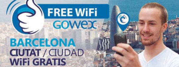 Kiosks Wi-Fi arrive to Barcelona< Barcelona
