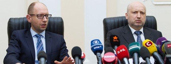 El presidente de Ucrania plantea un referéndum sobre la estructura del Estado
