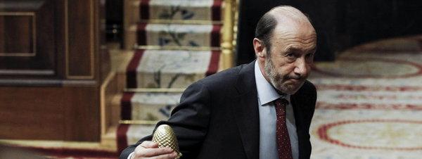 Rubalcaba reactivará la propuesta para impulsar la reforma territorial