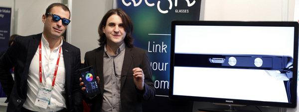 Las WeOn Glasses integran la tecnología a la montura