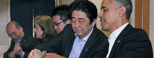 Obama llega a Japón para reforzar los lazos con sus aliados en Asia ante China