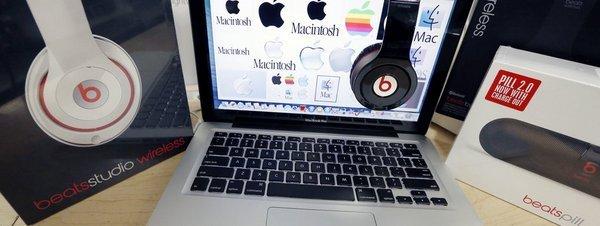 Apple compra Beats para competir con Spotify