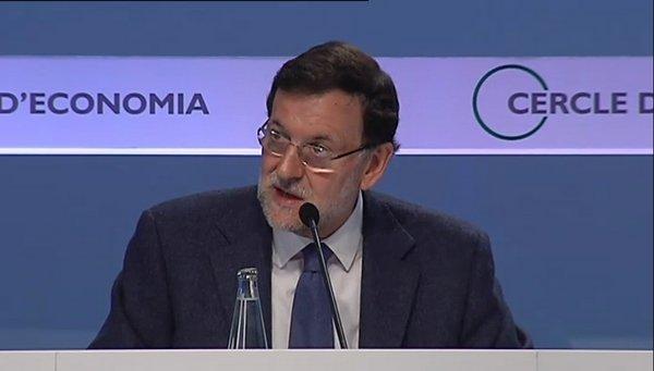 Rajoy presenta un plan para impulsar la economía