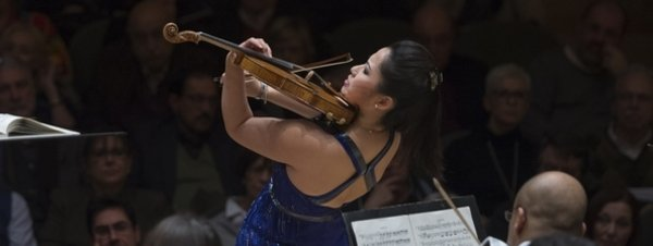 Sarah Chang in Barcelona  image