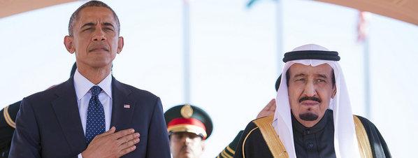 Obama defiende la alianza con Arabia Saudí en su visita al nuevo rey
