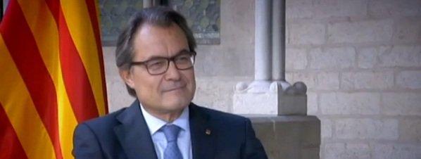 Elecciones catalanas: Mas promete