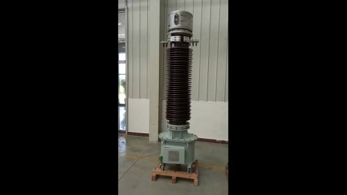 small resolution of 115kv current transformer oil impregnated paper