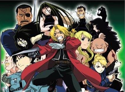 Franchise Duel: FMA03 vs. FMAB - animedome216