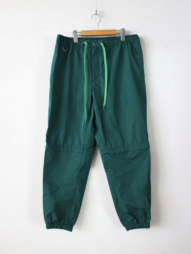 Evisen Skateboards|TWO WAYS OUT TA BED PANTS #DEEP TURQUOISE