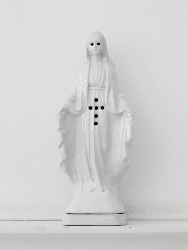 WACKO MARIA|MARIA INCENSE CHAMBER #WHITE [WMGP-GG71]