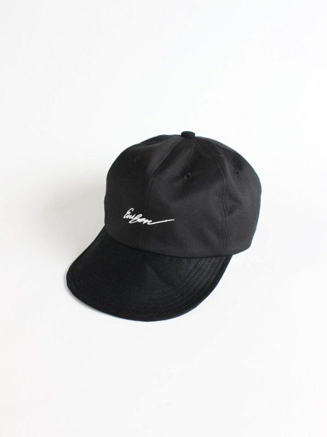 Evisen Skateboards VEHCLE CAP #BLACK [20SS-H02]
