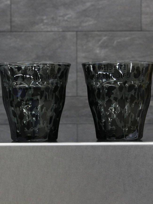 WACKO MARIA|DURALEX | TWO SETS GLASS #GRAY [21FW-WMA-GG02]