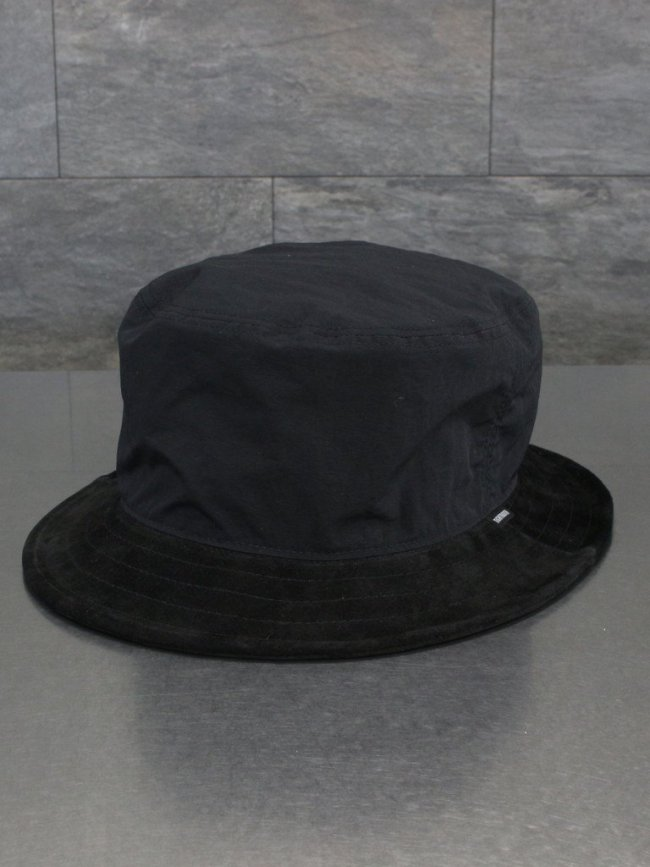 TIGHTBOOTH PRODUCTION|HUMEHOG HAT #BLACK [FW21-H02]