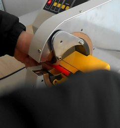automatic corrugated hose tape winding machine automotive wiring harness wrapping tape machine [ 1280 x 720 Pixel ]