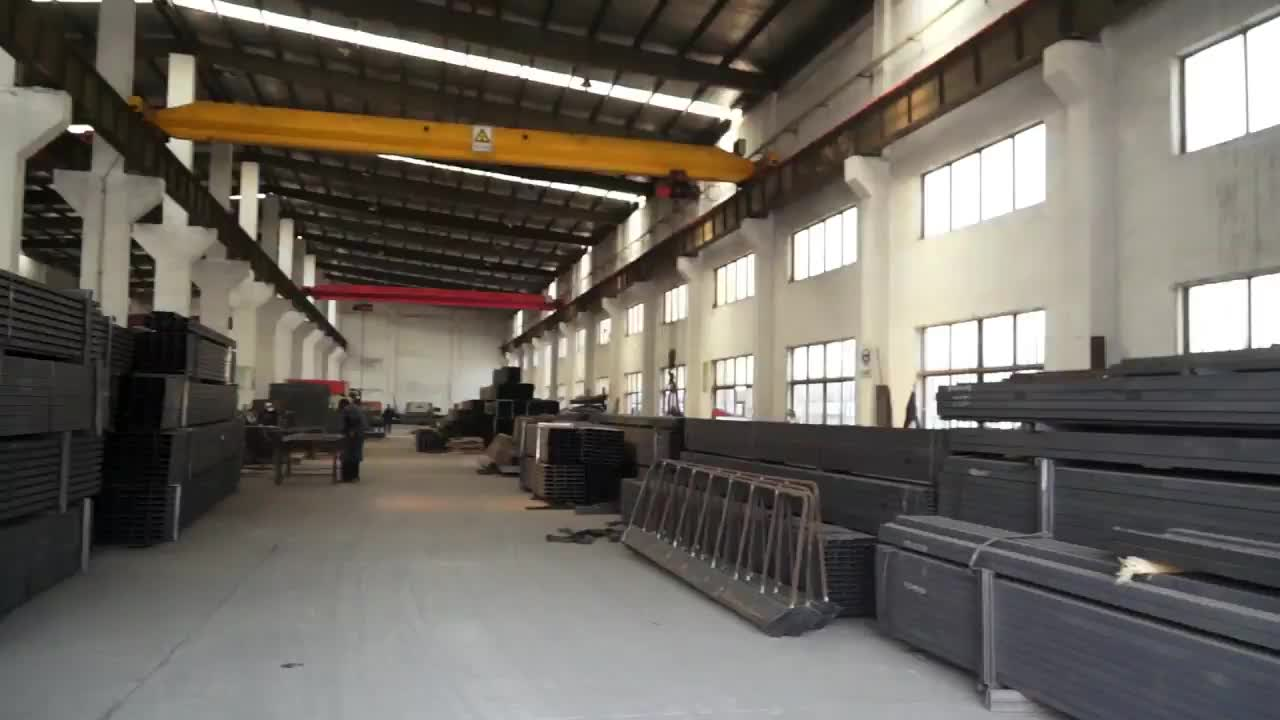 Corrosion Protection Heavy Duty Steel Pipe Storage Rack