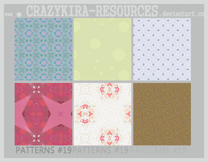 Patterns.19 by crazykira-resources
