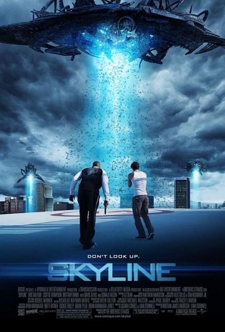 Yukarıdaki Tehlike - Skyline Türkçe Dublaj Ful izle Tek Part