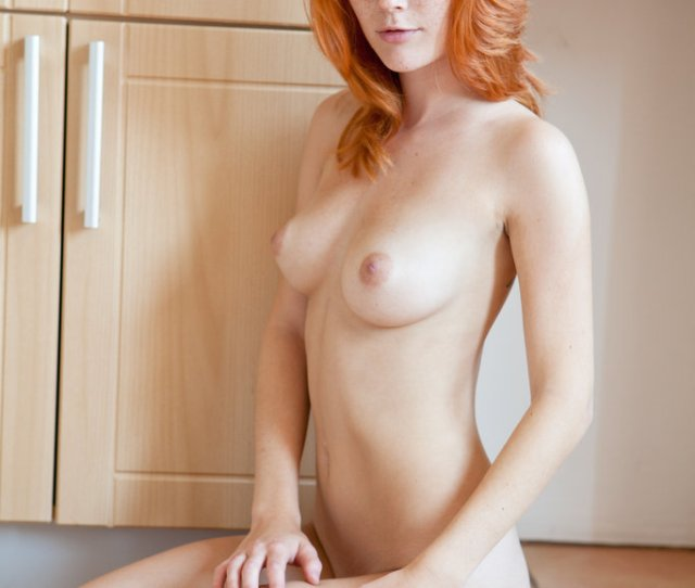 Naked Red Head Girl