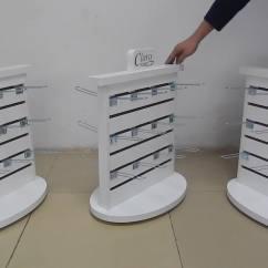3 Way Displays Emergency Lighting Ballast Wiring Diagram Retail Store Equipment Metal Pegboard Countertop
