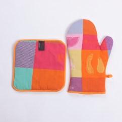 Kitchen Gloves Knife Storage 原创 Okamini 厨房手套及隔热垫 Fanfan的法国制造 天涯博客 天涯社区