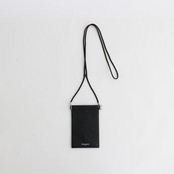 Maison Margiela    メゾン マルジェラ IPHONE POUCH CASE #BLACK [S55UI0207]