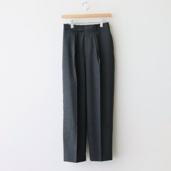 MARKAWARE   マーカウェア CLASSIC FIT TROUSERS #CHARCOAL [A21A-03PT02C]