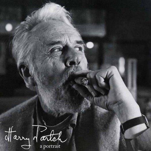 HARRY PARTCH / Harry Partch - a portrait (LP+DL)