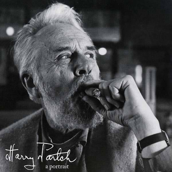 HARRY PARTCH / Harry Partch - a portrait (LP+DL)