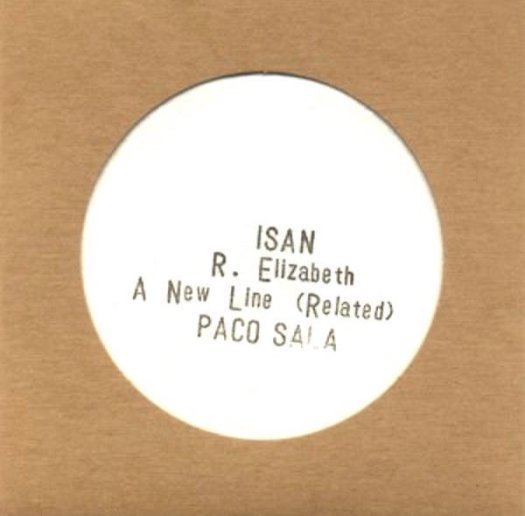 ISAN, PACO SALA, R ELIZABETH, A NEW LINE (Related) / 150416 (CDr+DL)