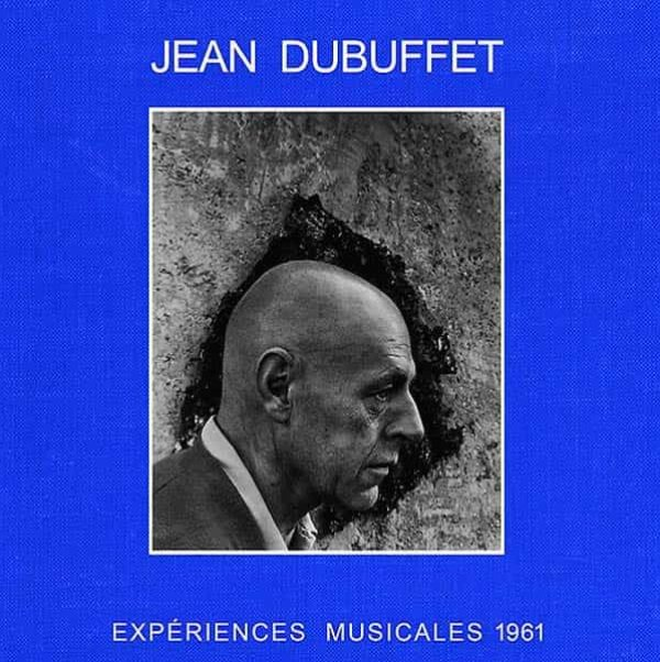 JEAN DUBUFFET / Expériences Musicales 1961 (2LP)
