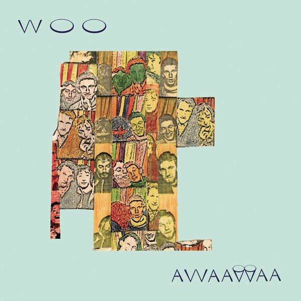 WOO / Awaawaa (CD)