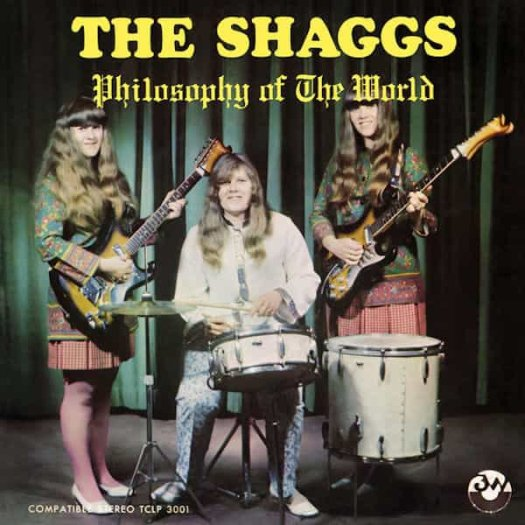 THE SHAGGS / Philosophy Of The World (LP)