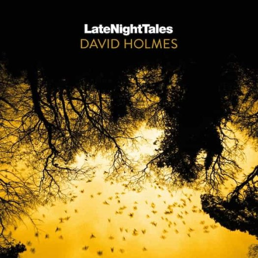DAVID HOLMES / Late Night Tales David Holmes (CD+DL 初回限定)