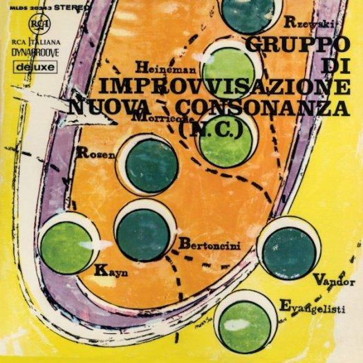 GRUPPO DI IMPROVVISAZIONE NUOVA CONSONANZA / Gruppo Di Improvvisazione