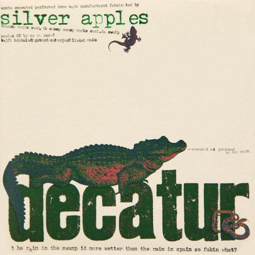 SILVER APPLES / Decatur (LP)