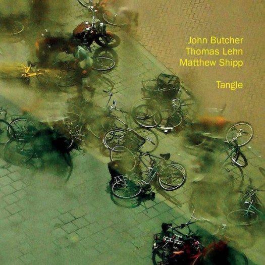 JOHN BUTCHER, THOMAS LEHN, MATTHEW SHIPP / Tangle (CD)