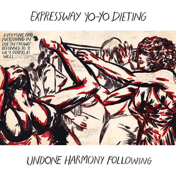 EXPRESSWAY YO-YO DIETING / Undone Harmony Following (LP)